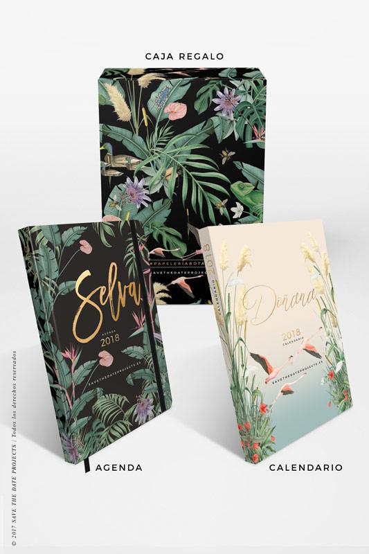 4-SELVA-NEGRA-caja-de-regalo-con-ilustraciones-botanicas-flamencos-palmeras-tropical-donana-DONANA