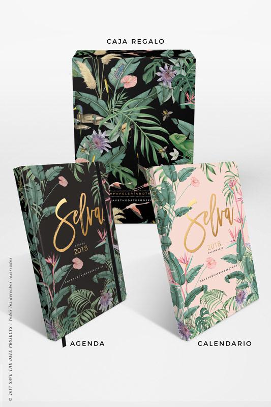 4-SELVA-NEGRA-caja-de-regalo-con-ilustraciones-botanicas-flamencos-palmeras-tropical-donana-SELVA-ROSA