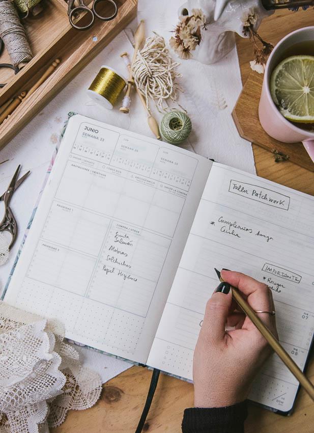 Agendas y calendarios 2018 regalo original-129