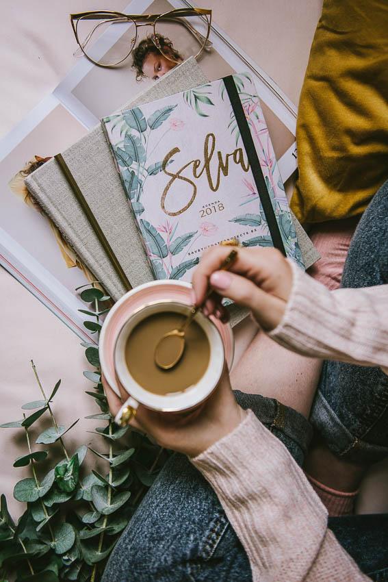 Agendas y calendarios 2018 regalo original-61