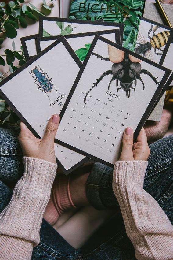 Agendas y calendarios 2018 regalo original-71