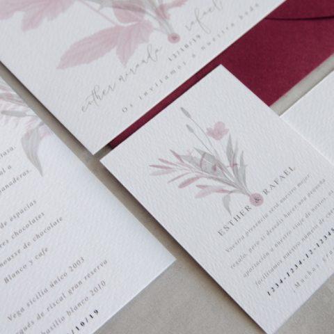 lista de boda romántica