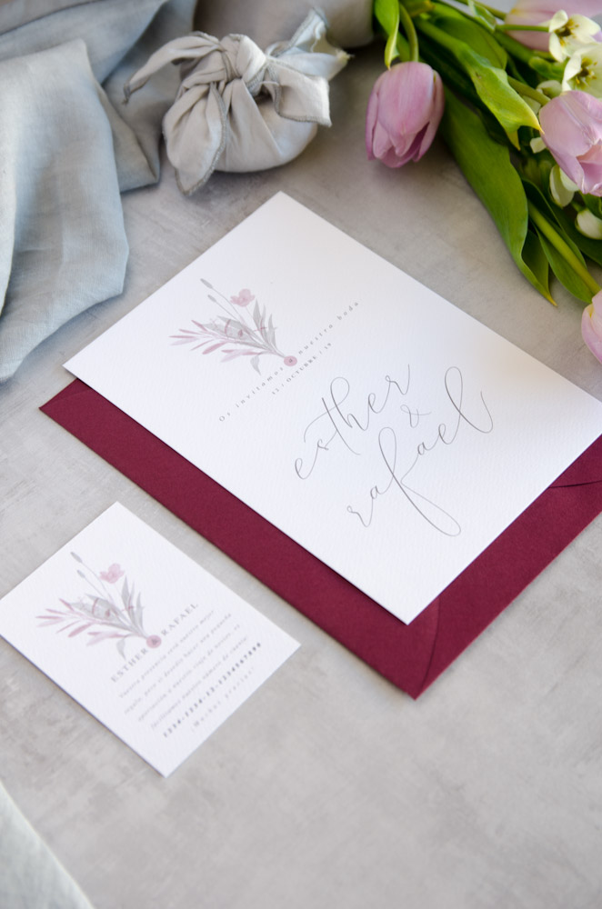 Lista de boda tarjeta cuenta bancaria boda 2