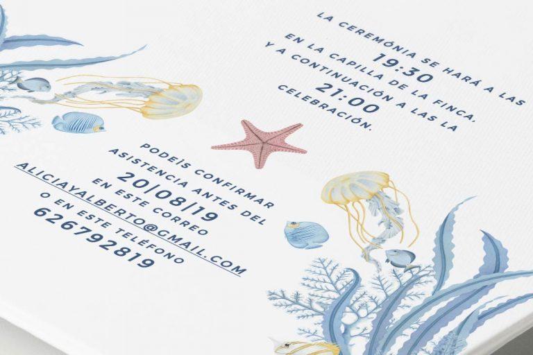 Invitaciones boda mar playa INV-MARINERA-formentera-CLASICA-corona-cuadrada-REV-detalle