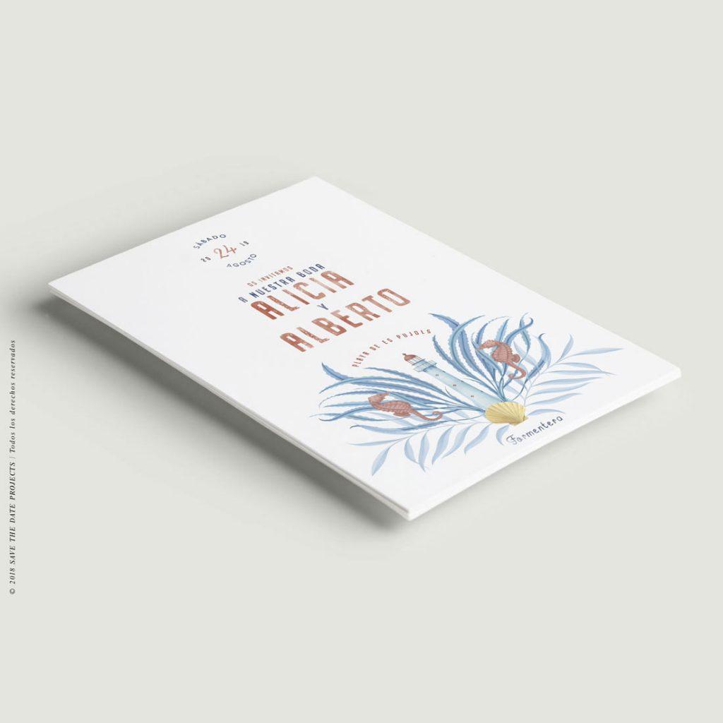Invitaciones-boda-mar-playa-marinera-Faro-Moderna-1-ANV