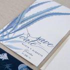 Invitaciones de boda originales playa mar peces-0004
