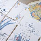 Invitaciones de boda originales playa mar peces-0031