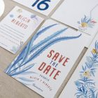 Invitaciones de boda originales playa mar peces-0049