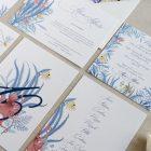 Invitaciones de boda originales playa mar peces-0078