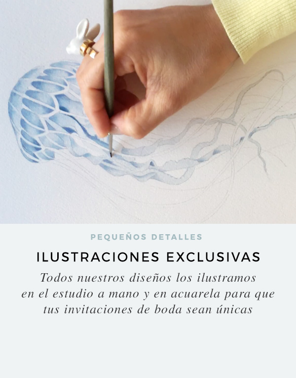 invitaciones-de-boda-acuarela-medusa-estrella-mar-hechas-a-mano-CUADRADAS