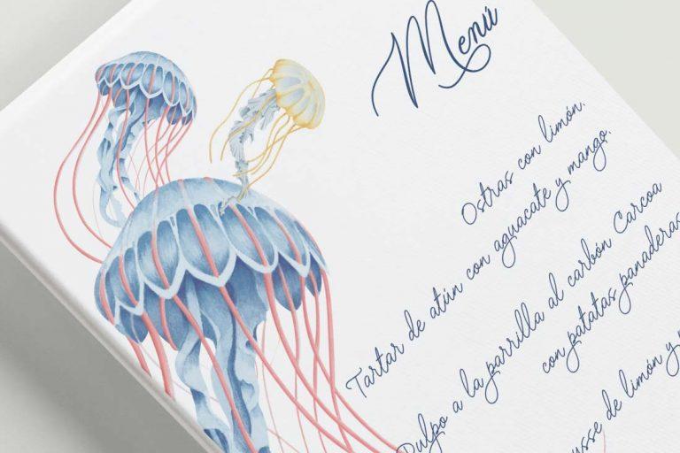 minutas-boda-menu-marinera-clasica-medusas-ANV-detalle