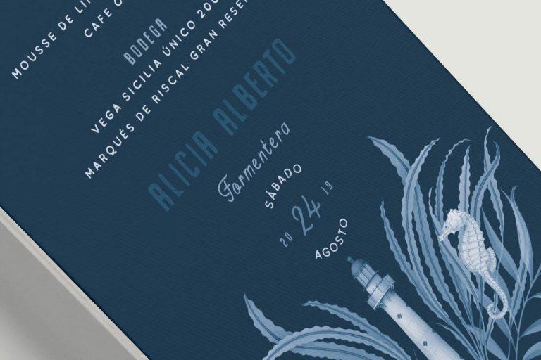 minutas-boda-menu-marinera-moderna-faro-duotono-ANV-detalle