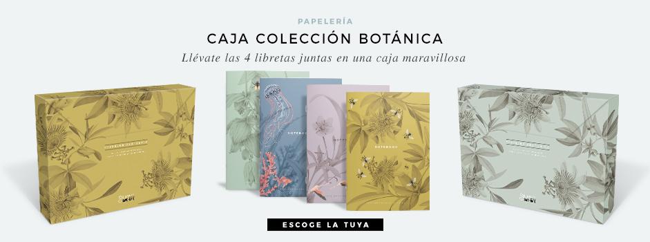 caja-libretas-botanicas-bichos-selva-donana-oceano-completa-regalo