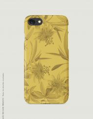 carcasa-iphone-7-BICHOS-MOSTAZA-insectos-abeja-cases-TRASERA