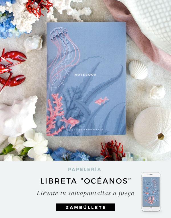libretas-botanicas-OCEANO-peces-medusa-coral-1-cuadrada