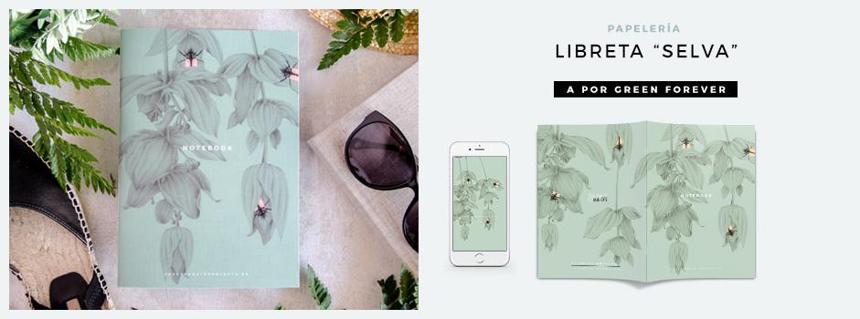 libretas-botanicas-SELVA-passiflora-helechos-platanera-1
