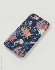 carcasa-iphone-7-OCEANO-CORAL-mar-peces-medusas-coral-pulpos-cases-LATERAL