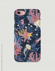 carcasa-iphone-7-OCEANO-CORAL-mar-peces-medusas-coral-pulpos-cases-TRASERA