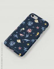 carcasa-iphone-7-OCEANO-INFANTIL-azul-mar-peces-medusas-coral-pulpos-cases-LATERAL