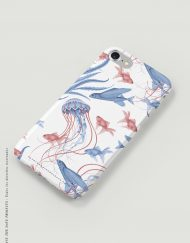 carcasa-iphone-7-OCEANO-MEDUSAS-mar-peces-medusas-coral-pulpos-cases-LATERAL