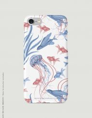 carcasa-iphone-7-OCEANO-MEDUSAS-mar-peces-medusas-coral-pulpos-cases-TRASERA