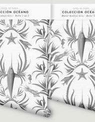papel-pintado-MURAL-BANO-marinero-azulejo-gris-PERCHA