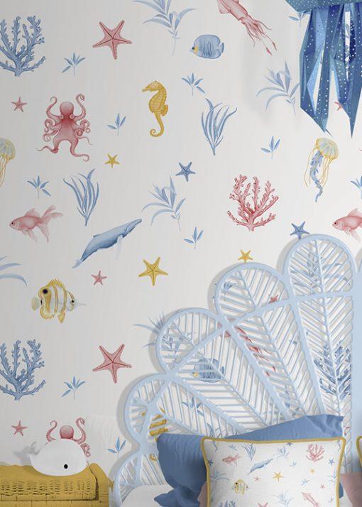 papel-pintado-habitacion-marina-INFANTIL-blanco-detalle