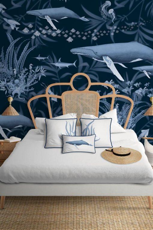 papel-pintado-habitacion-marina-MURAL