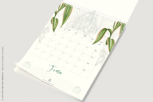 CALENDARIO-PARED-2019-MOCKUP-VERDES-DE-INTERIOR-THE-BOTANICAL-NOOK-PAGINAS-INTERIORES-ABIERTO