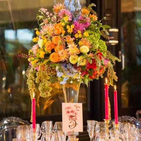 Meseros de boda personalizados con tu estilo
