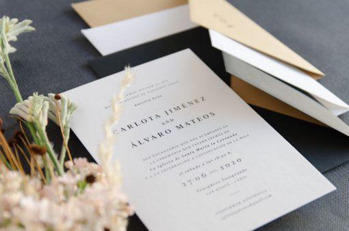 Sobres para boda forrados colores urban basic
