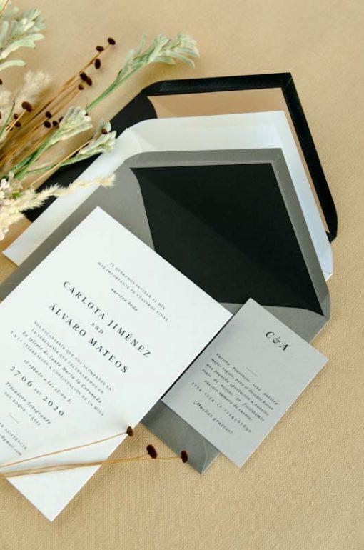 lista de boda regalo novios cuenta bancaria gris