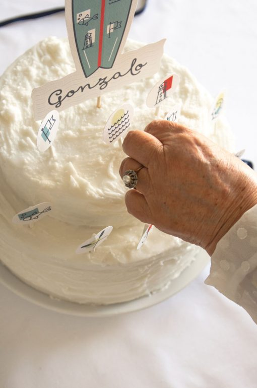 cake toppers de comunion nino surf 8