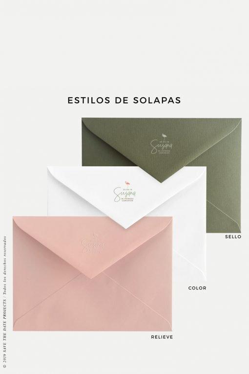 sobres-de-color-personalizado-comunion-nina-flamencos
