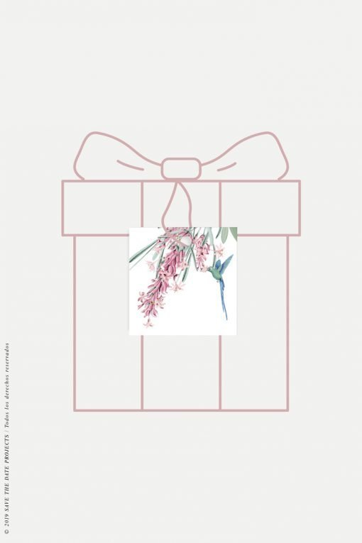 tarjetas para detalles de primera comunion nina colibri-1