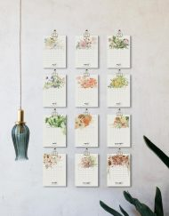 calendario pared laminas 2020 savethedateprojects