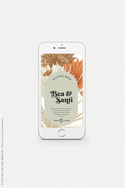 invitacion-boda-digital-whatsapp-flores-secas-sobres-a-juego