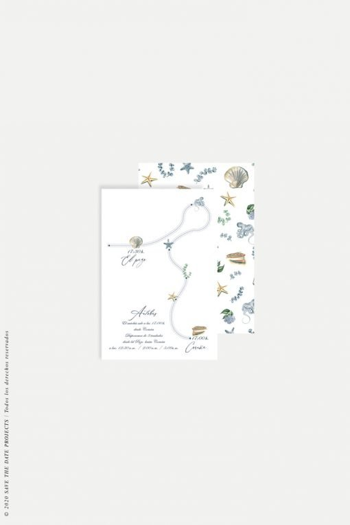 plano para boda gallega
