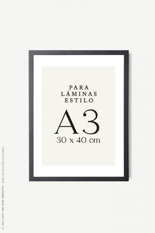 marco-negro-A3