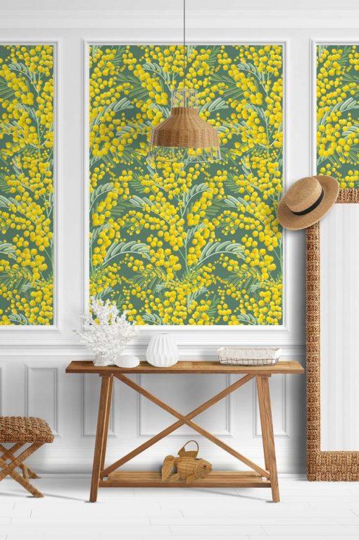 Papel de pared Mimosas salón