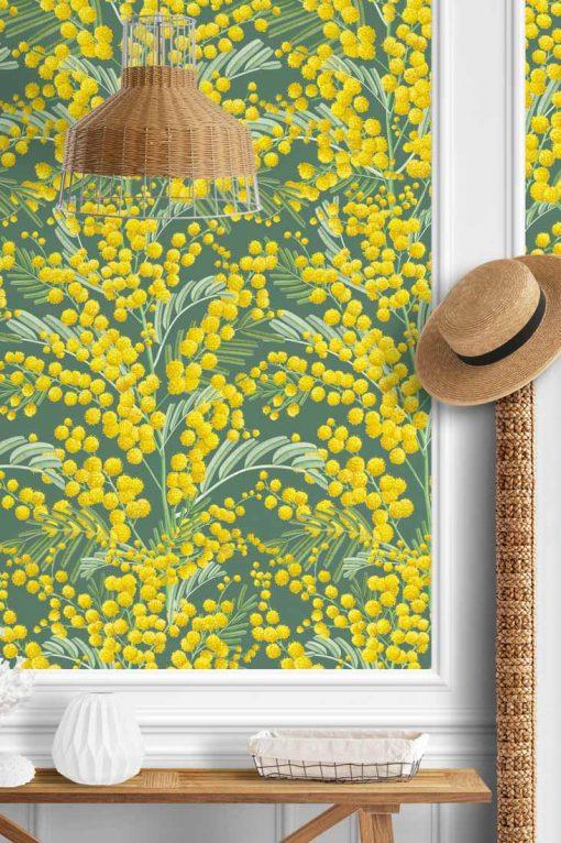 Papel de pared Mimosas