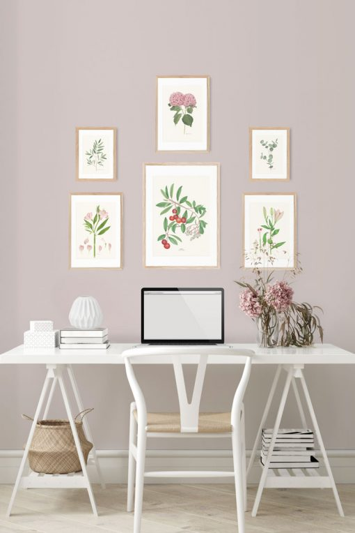 idea para decorar espacio trabajo