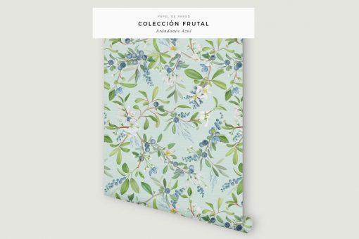 papel pintado vegetación