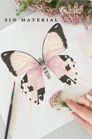 Taller online mariposas relajacion mindfulness