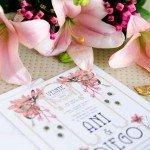 Invitaciones de boda acuarela Gatsby - papeleria completa - seating - pai pai-24