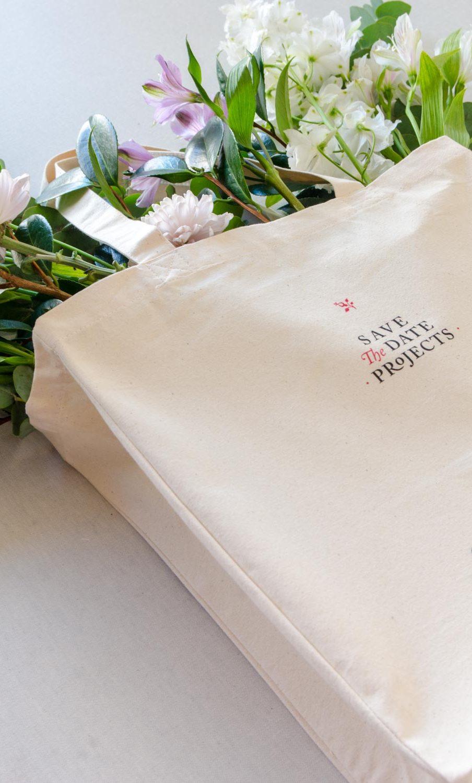 bolsa con flores mindfulness empresas