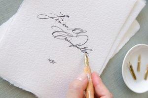 caligrafia el campillo